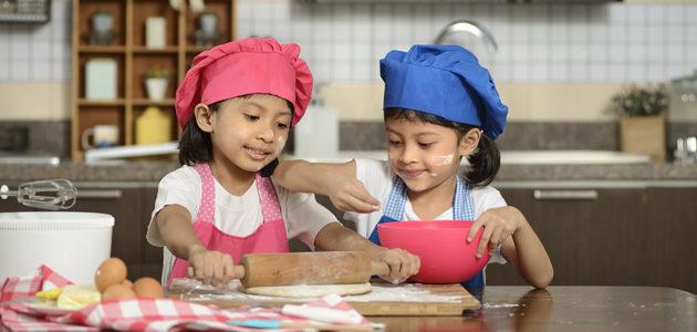 Atelier cuisine | Les p'tits chefs