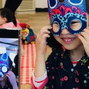 Médiathèque | Crée ton masque Tanuki !